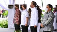 Mengenal Haji Isam, Crazy Rich Kalsel yang Pabriknya Diresmikan Jokowi