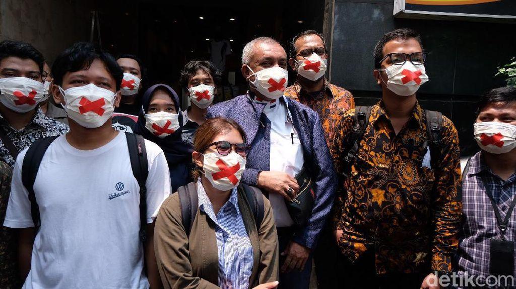 Mediasi Luhut dengan Haris Azhar-Fatia Maulidiyanti Ditunda