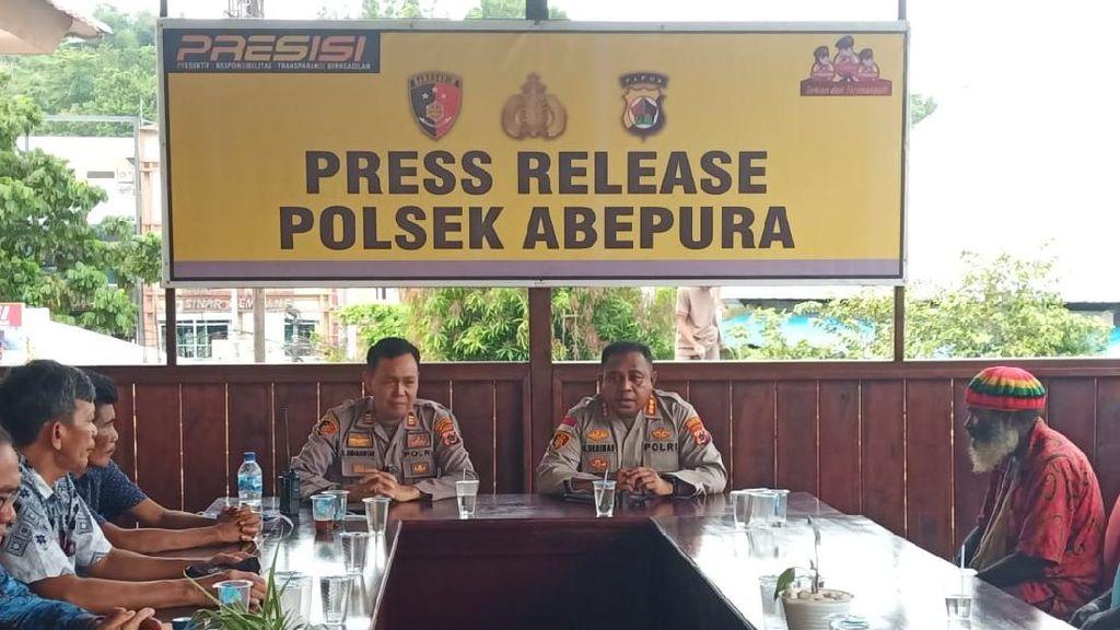 3 Terluka Akibat Kios Pendatang di Papua Diserang, Pihak Bertikai Damai