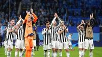 Rahasia Juventus Lagi Menang Terus di Liga Champions