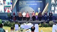 Tiga Kota Indonesia Raih Predikat Ramah Lingkungan di Asia Tenggara