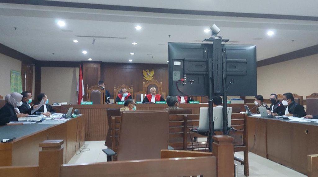 Dicecar Jaksa KPK soal Arahan Anies, Eks Pejabat BUMD DKI Mengaku Lupa