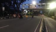 Demo 2 Tahun Jokowi-Maruf di Jakpus Bubar, Lalin Kembali Normal