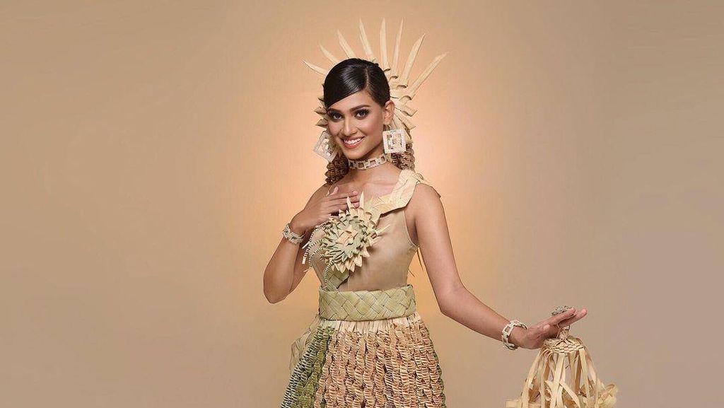 Miss World Malaysia, Lavanya Sivaji Pilih Pizza Sebagai Makanan Favorit