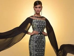 Minta Maaf, Miss World Malaysia Tetap Sebut Malaysia Juga Punya Batik