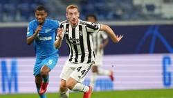 Zenit Vs Juventus: Kulusevski Menangkan Bianconeri