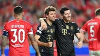 Benfica Vs Bayern Munich: Die Roten Menang 4-0