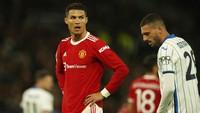 Solskjaer: Kalau Mau Kritik Ronaldo Tonton Lagi Duel MU Vs Atalanta