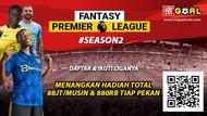 Isnan TV Raih Juara Pertama EPL Fantasy League Season 2 Game Week 8!