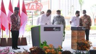 Alasan JokowiKepincut Resmikan Pabrik Rp 2 T Milik Haji Isam