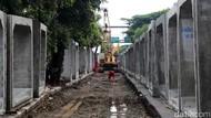 Antisipasi Banjir, Gorong-gorong Dibangun di Jakarta Timur