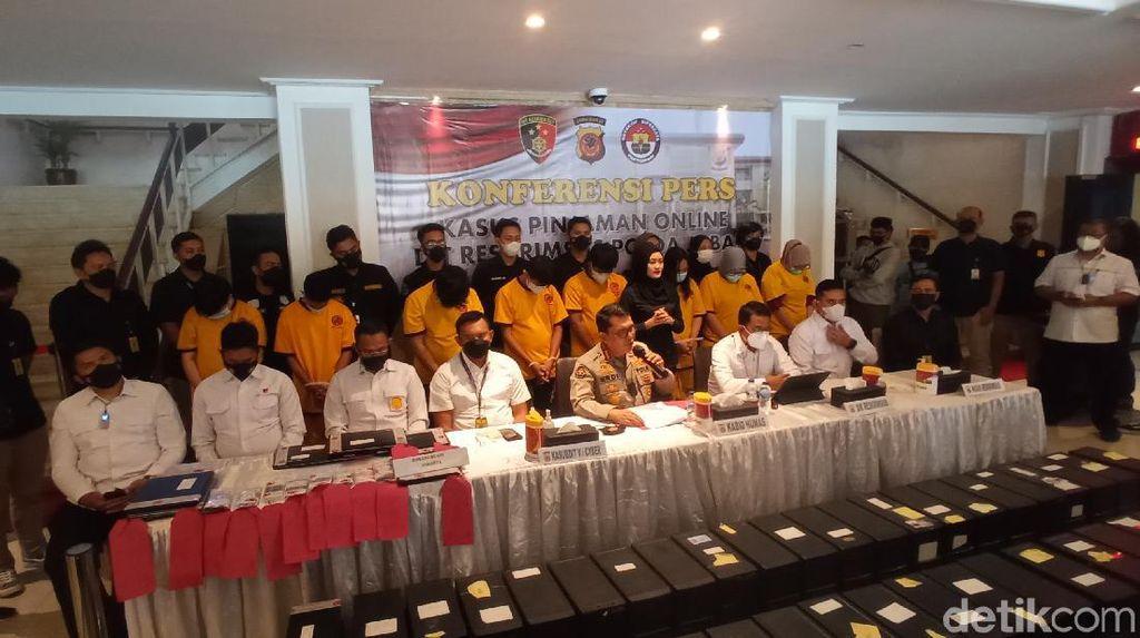 Aksi Kamuflase Pinjol Sleman Daftarkan 1 Aplikasi Legal ke OJK