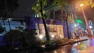Dahan Pohon Patah, Jalan Tamansari Bandung Sempat Terganggu