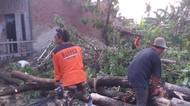 Seratusan Rumah 4 Desa di Kudus Rusak Diterjang Puting Beliung