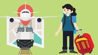 Syarat Perjalanan Anak di Bawah 12 Tahun