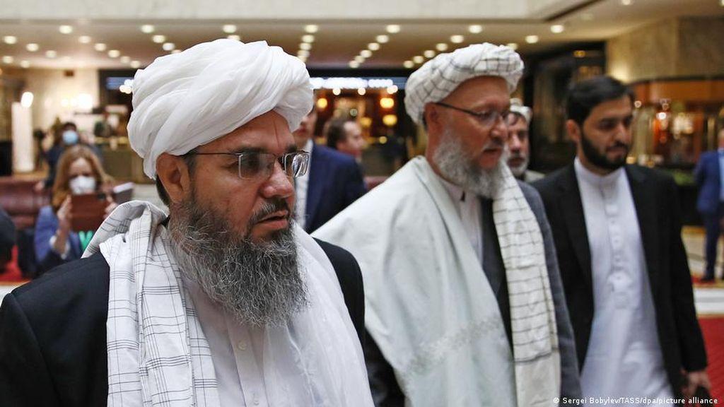 Taliban Memohon Pengakuan di Pertemuan Moskow