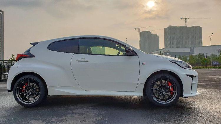 Lihat Lebih Dekat Toyota GR Yaris, Hatchback Kencang Seharga Rp 850 Juta