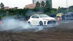 Bukan Buat Kaum Mendang-mending, Aksesori Toyota GR Yaris Dijual Rp 100 Juta
