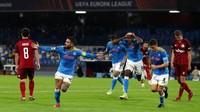Napoli Vs Legia Warsawa: Il Partenopei Menang 3-0