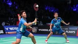 Denmark Open 2021: Greysia/Apriyani Takluk, Tommy Sugiarto Tembus Semifinal