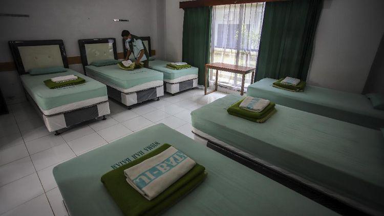 Asrama Haji di Batam Tak Lagi Dipakai untuk Karantina Corona