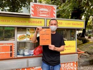 Berliner Imbiss, Burger dan Hotdog Gerobakan Legendaris Sejak 1989