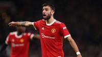 MU Vs Liverpool: Bruno Fernandes Mungkin Absen