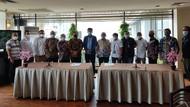 Kolaborasi dengan BUMN, BUMD Jabar Siap Pasok Tangki BBM untuk Pertashop