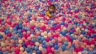 Keceriaan Anak-anak Bisa Kembali Bermain di Pusat Perbelanjaan