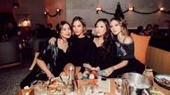 Pesona Paola Serena Saat Hangout dan Jajan di Luar Negeri