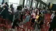 Gempa Guncang Malang, Wali Murid Berhamburan Saat Rapat di Sekolah