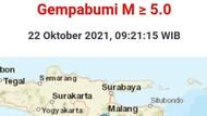 Gempa Malang Sempat Bubarkan Antrean Vaksinasi COVID-19 dan Rapat Sekolah