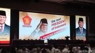 Gerindra Jabar Deklarasi Dukung Prabowo Capres 2024