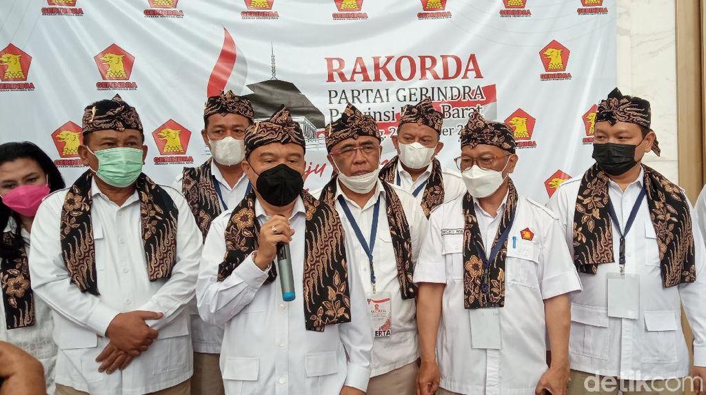 Gerindra Klaim Dorongan Prabowo Maju Capres 2024 Datang dari 12 Provinsi