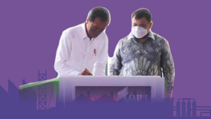 Profil Haji Isam, Crazy Rich Kalimantan Selatan