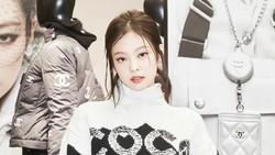 6 Potret Jennie BLACKPINK Dinilai Legendaris oleh Fans, Banjir Pujian Netizen