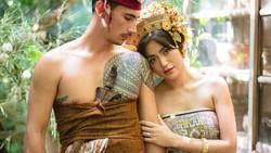 Jessica Iskandar Blak-blakan soal Foto Prewed Pakai Adat Bali