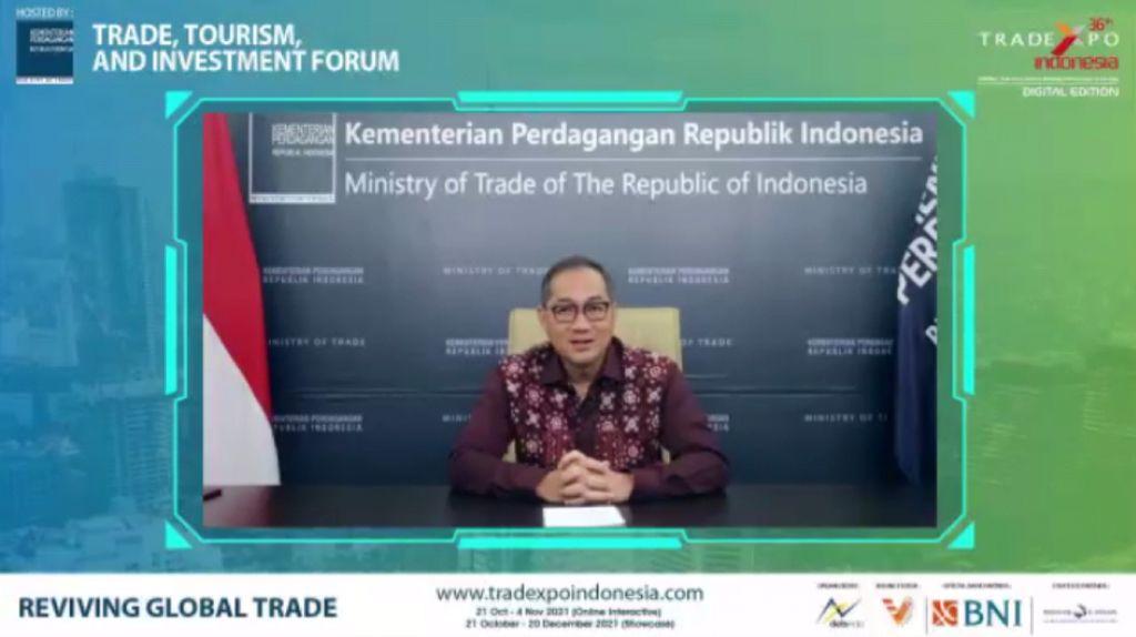 Dorong Perdagangan Global, Mendag Perkuat Kerja Sama Ekonomi Kawasan