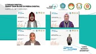 Masyarakat Diajak Gunakan Teknologi Dibarengi Literasi Digital