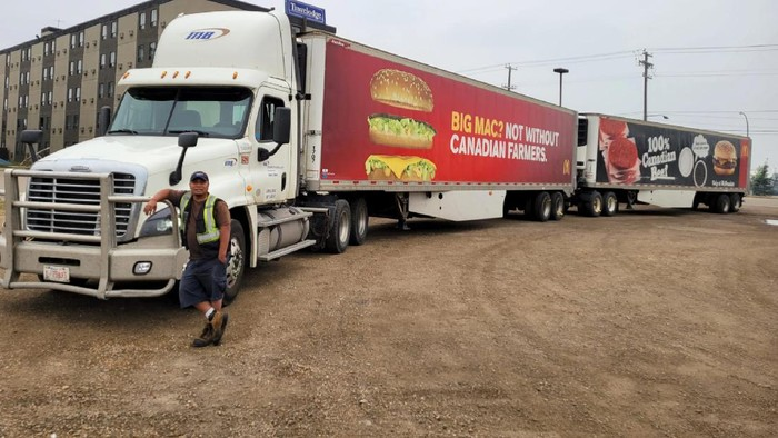 5 Fakta WNI Jadi Sopir Truk di Kanada: Gaji Rp 30 Juta Per Minggu, Aman dari Pungli