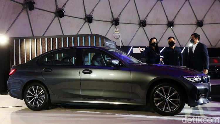 BMW Group Experience Hadir di Senayan