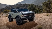 Gemas Banget! Ford Bronco Versi Listrik Diluncurkan untuk Anak-anak