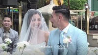 Cinta Jessica Iskandar Berlabuh ke Vincent Verhaag