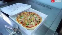 5 Pizza Gerobakan Kaki Lima, Cukup Bawa Uang Rp 12.000 Saja