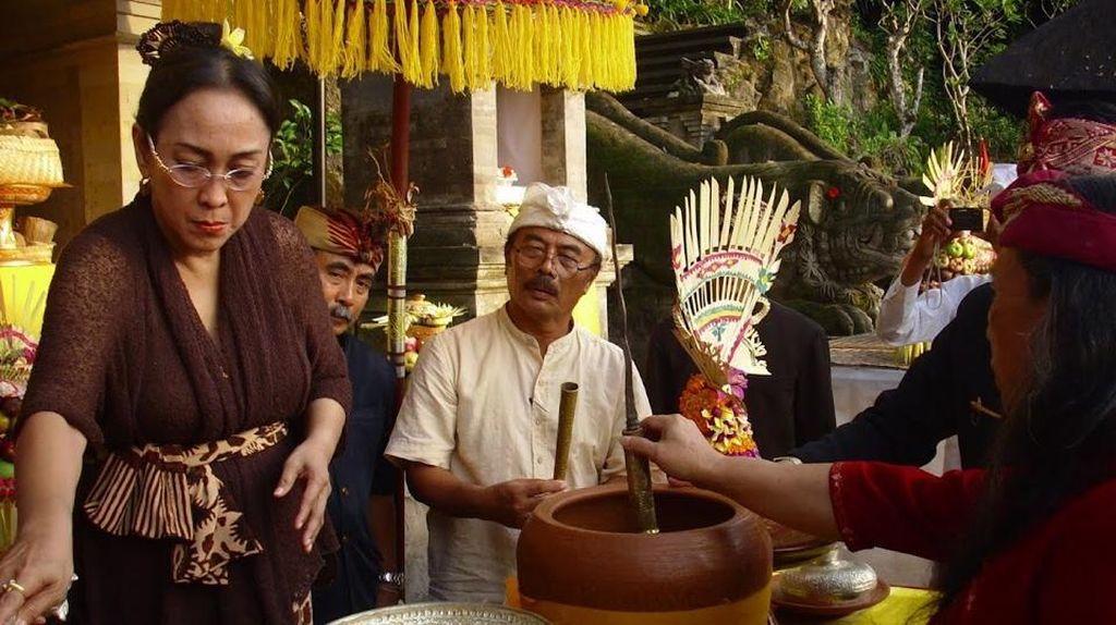 Deretan Ritual Pindah Agama Hindu yang Bakal Dijalani Sukmawati Soekarnoputri