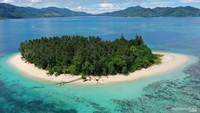 Ini Um, Pulau Kecil di Papua Barat yang DIhuni Ribuan Kelelawar