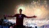 Bye-bye COVID-19, Arab Saudi Gelar Pesta Besar-besaran