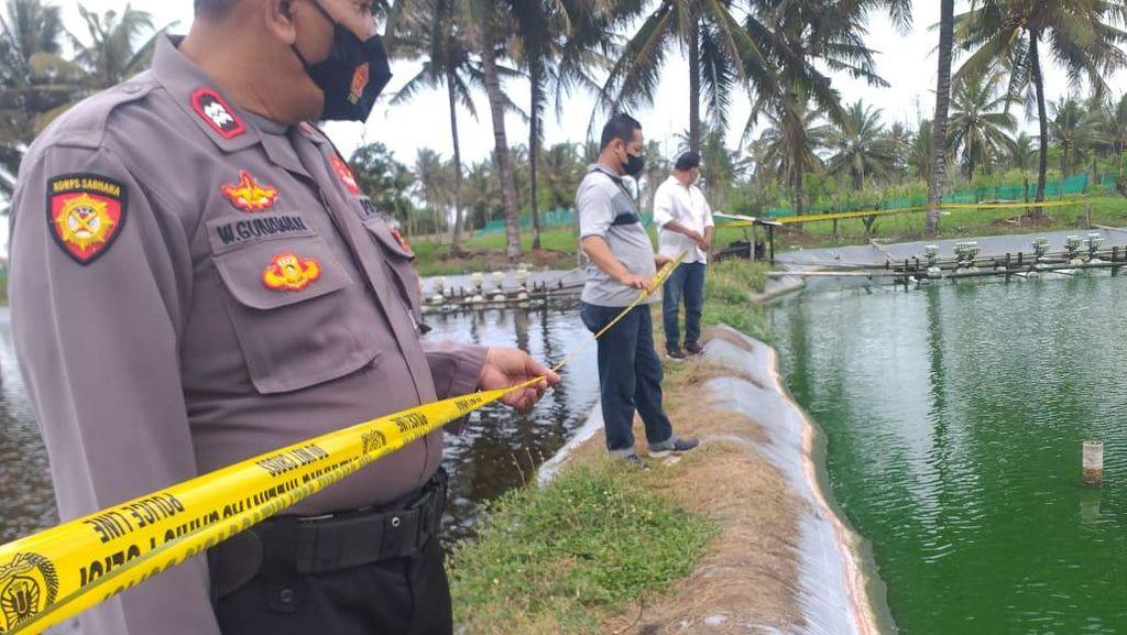 Bocah 2 Tahun Ditemukan Tewas Tenggelam di Kolam Tambak Kulon Progo