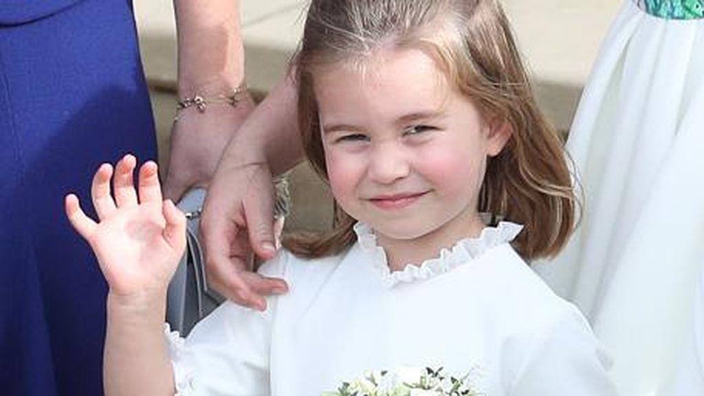 Sosok Putri Charlotte, Anak Pangeran William yang Jadi Bocah Terkaya Dunia