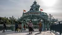 Taman Hiburan Resor Terbaik Asia 2021